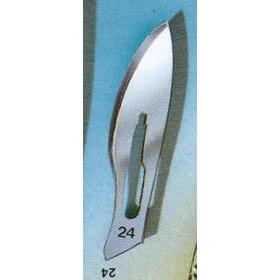 MESJES STERIEL NR 24 (100X1)
